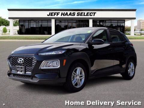 2019 Hyundai Kona for sale at JEFF HAAS MAZDA in Houston TX