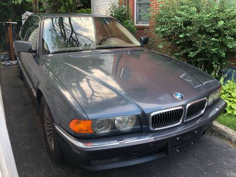 1999 BMW 7 Series for sale at Autos Under 5000 + JR Transporting in Island Park NY