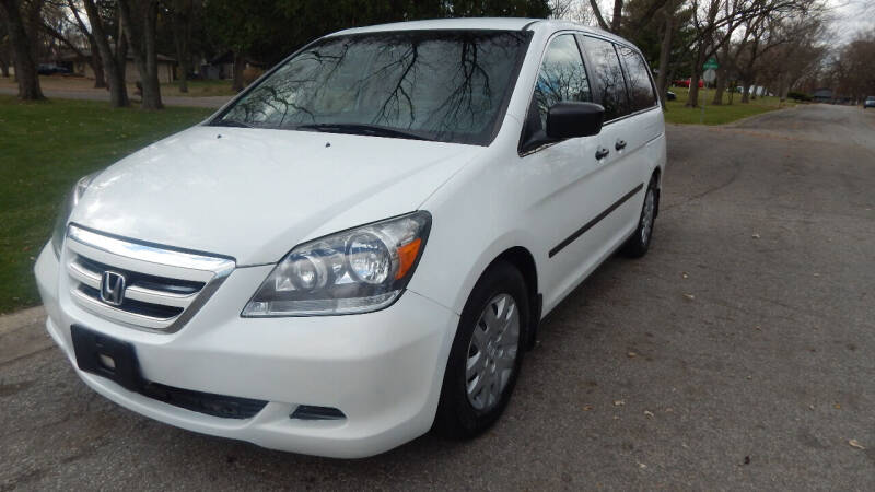 2007 Honda Odyssey for sale at National Vehicle Brokers in Merrillville IN