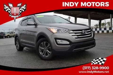 2014 Hyundai Santa Fe Sport for sale at Indy Motors Inc in Indianapolis IN