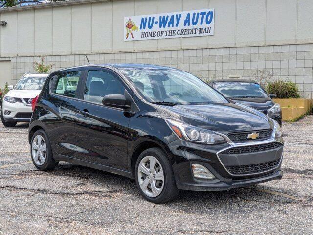 2019 Chevrolet Spark for sale at Nu-Way Auto Ocean Springs in Ocean Springs MS