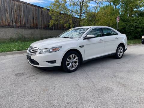 2011 Ford Taurus for sale at Posen Motors in Posen IL