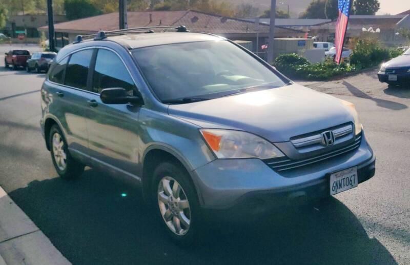 2007 Honda CR-V for sale at Apollo Auto El Monte in El Monte CA