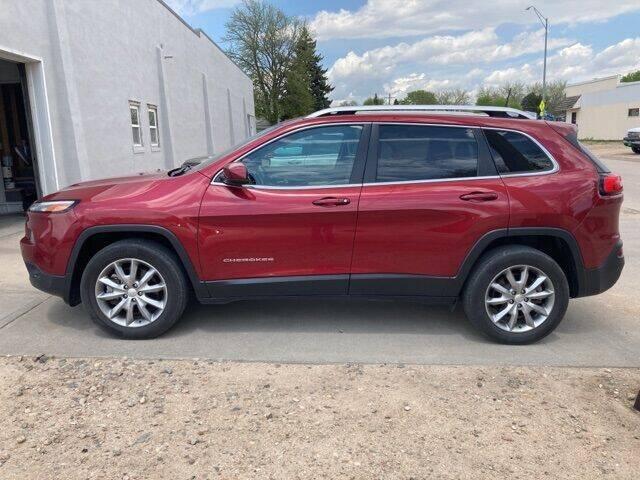 2017 Jeep Cherokee for sale in Oneill, NE