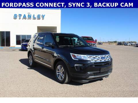 2019 Ford Explorer for sale at STANLEY FORD ANDREWS in Andrews TX