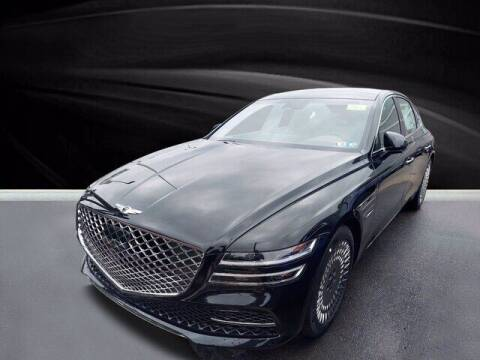 2022 Genesis G80 for sale at Colonial Hyundai in Downingtown PA
