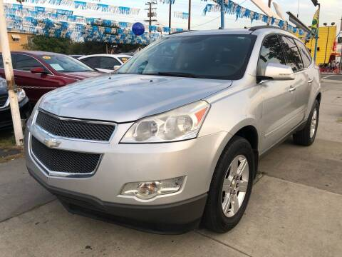 2012 Chevrolet Traverse for sale at Plaza Auto Sales in Los Angeles CA