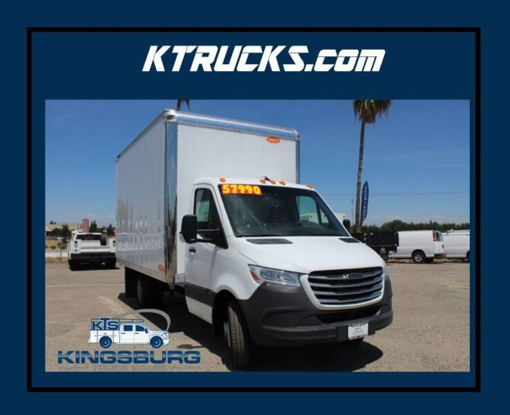 2019 Freightliner Sprinter Cab Chassis for sale in Kingsburg, CA