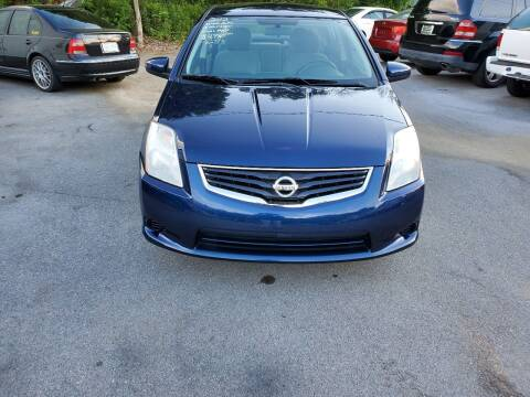 2012 Nissan Sentra for sale at DISCOUNT AUTO SALES in Johnson City TN
