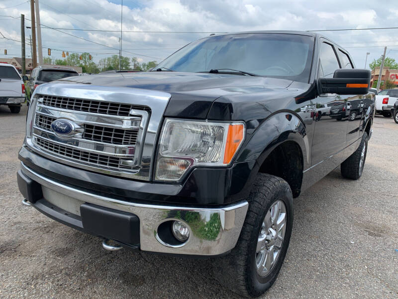 2014 Ford F-150 for sale at Safeway Auto Sales in Horn Lake MS