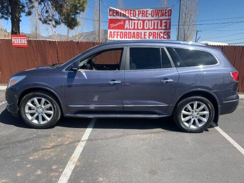 2014 Buick Enclave for sale at Flagstaff Auto Outlet in Flagstaff AZ