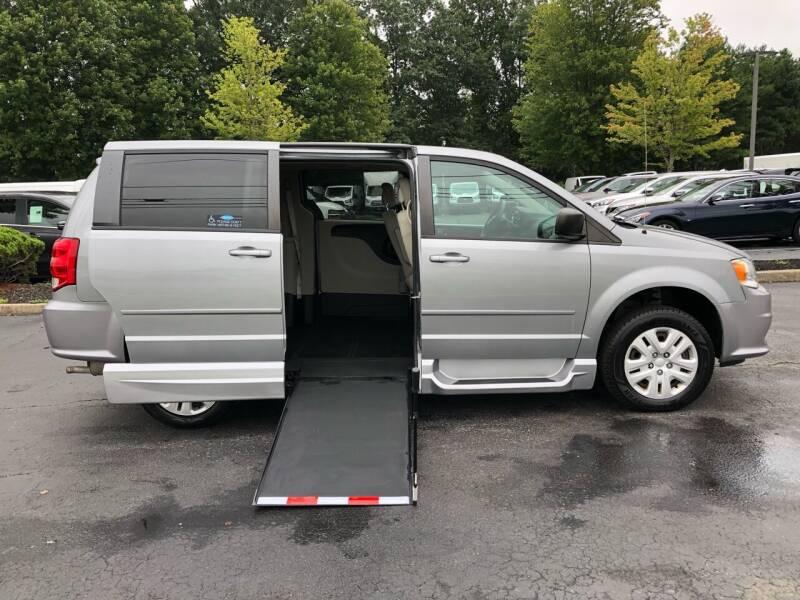 2014 Dodge Grand Caravan for sale at iCar Auto Sales in Howell NJ