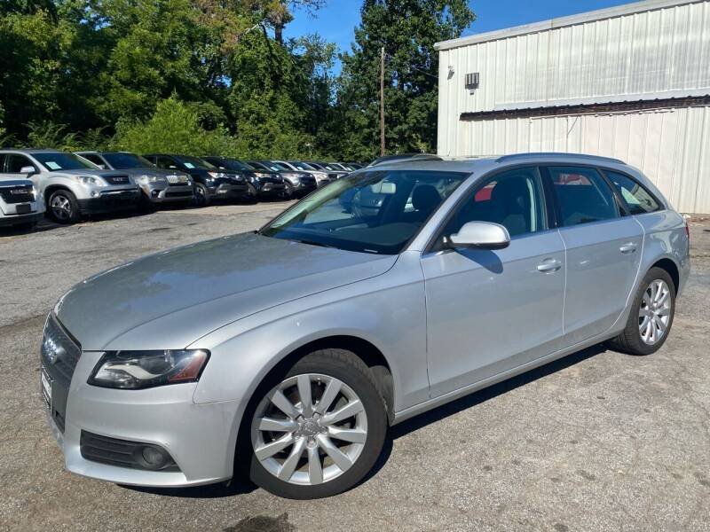2012 Audi A4 for sale at Car Online in Roswell GA