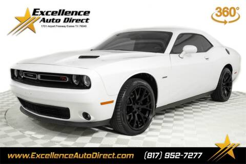 2016 Dodge Challenger for sale at Excellence Auto Direct in Euless TX