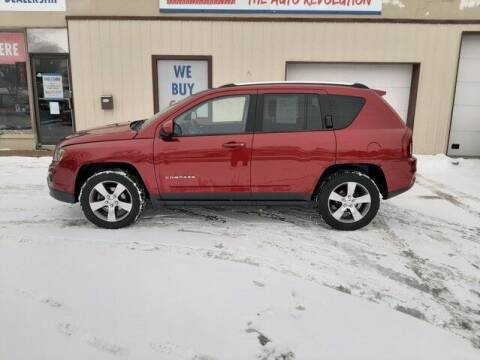 2017 Jeep Compass for sale at Rev Auto in Clarion IA