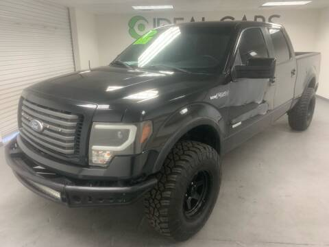 2011 Ford F-150 for sale at Ideal Cars Broadway in Mesa AZ
