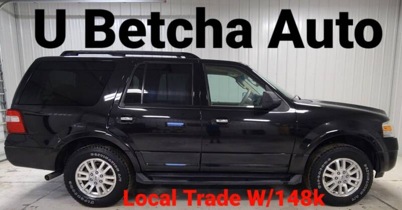 2012 Ford Expedition for sale at Ubetcha Auto in Saint Paul NE