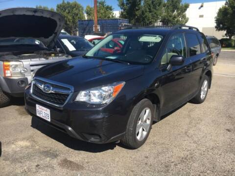 2014 Subaru Forester for sale at SoCal Auto Auction in Ontario CA