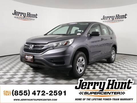 2015 Honda CR-V for sale at Jerry Hunt Supercenter in Lexington NC