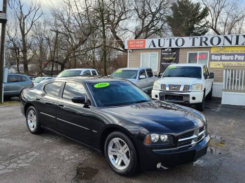 2006 Dodge Charger for sale at Auto Tronix in Lexington KY