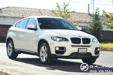 2013 BMW X6 for sale at Galaxy Autosport in Sacramento CA