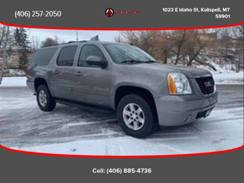 2009 GMC Yukon XL for sale at Auto Solutions in Kalispell MT