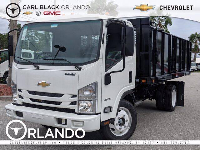 2021 Chevrolet 4500 LCF for sale in Orlando, FL