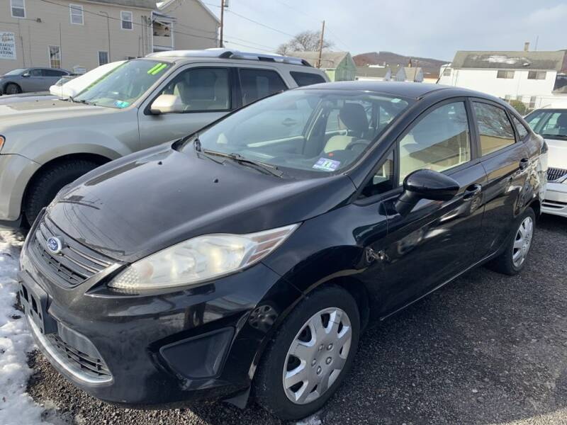 2011 Ford Fiesta for sale at VINNY AUTO SALE in Duryea PA