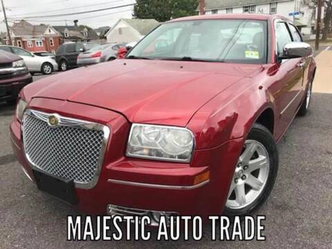 2007 Chrysler 300 for sale at Majestic Auto Trade in Easton PA
