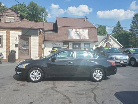 2014 Nissan Altima for sale at Master Auto Sales in Youngstown OH
