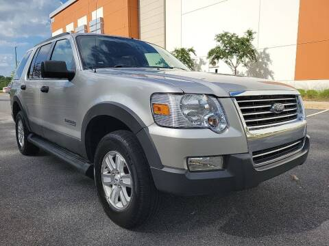 2006 Ford Explorer for sale at ELAN AUTOMOTIVE GROUP in Buford GA
