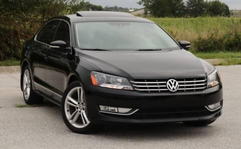 2015 Volkswagen Passat for sale at Big O Auto LLC in Omaha NE