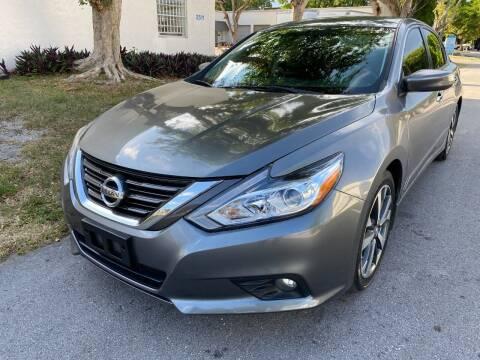 2016 Nissan Altima for sale at Roadmaster Auto Sales in Pompano Beach FL