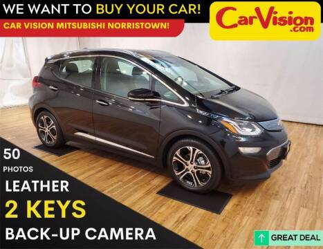 2017 Chevrolet Bolt EV for sale at Car Vision Mitsubishi Norristown in Trooper PA