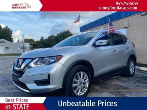 2017 Nissan Rogue for sale at Sunny Florida Cars in Bradenton FL