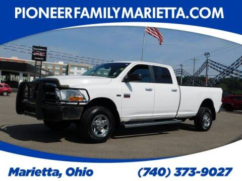 2012 RAM Ram Pickup 2500 for sale at Pioneer Family preowned autos in Williamstown WV