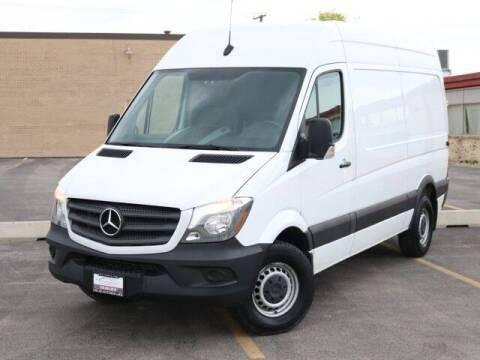 2017 Mercedes-Benz Sprinter Cargo for sale at United Auto Exchange in Addison IL