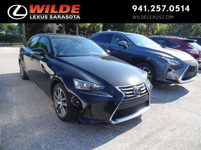 2019 Lexus IS 300 for sale in Sarasota, FL