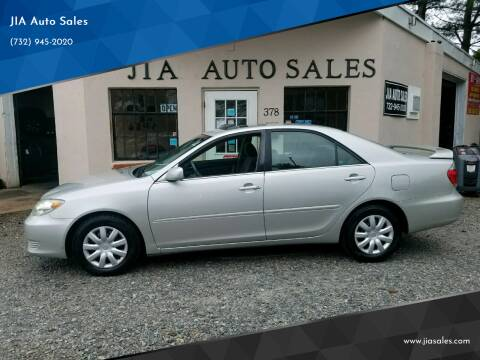 2006 Toyota Camry for sale at JIA Auto Sales in Port Monmouth NJ