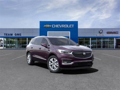 2021 Buick Enclave for sale at TEAM ONE CHEVROLET BUICK GMC in Charlotte MI