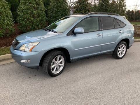 2008 Lexus RX 350 for sale at AutoMart East Ridge in Chattanooga TN