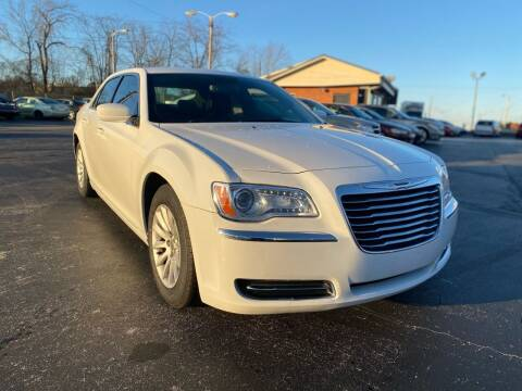 2014 Chrysler 300 for sale at Guidance Auto Sales LLC in Columbia TN