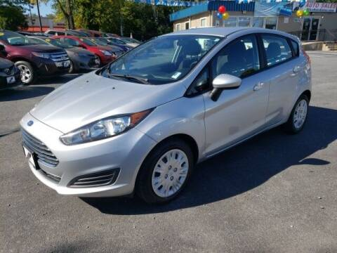 2016 Ford Fiesta for sale at Hi-Lo Auto Sales in Frederick MD