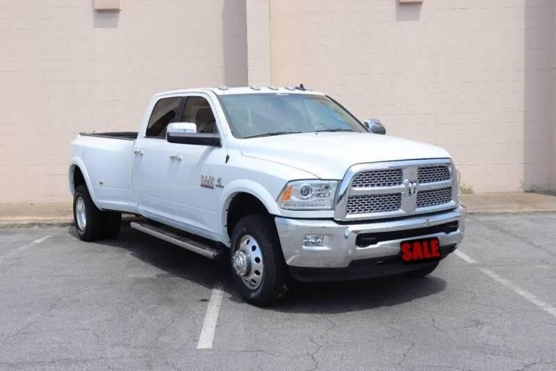 2017 RAM Ram Pickup 3500 for sale at El Patron Trucks in Norcross GA
