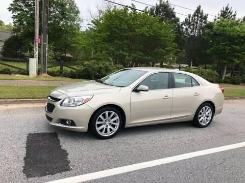 2015 Chevrolet Malibu for sale at Judex Motors in Loganville GA