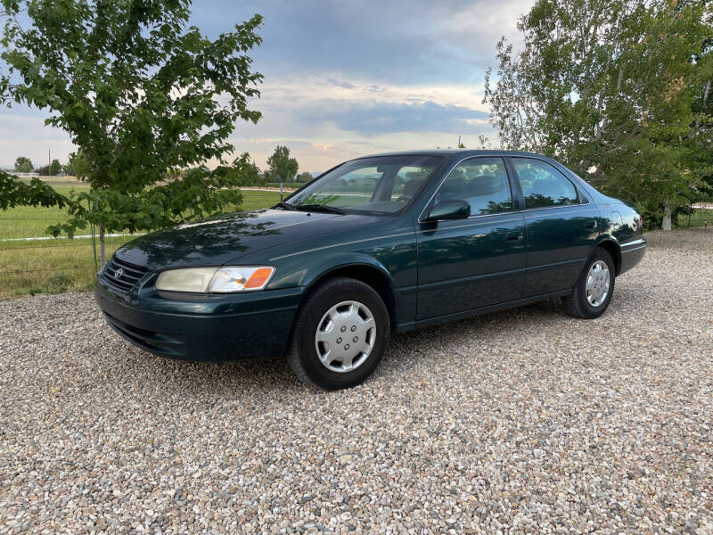 1998 Toyota Camry for sale at Ace Auto Sales in Boise ID