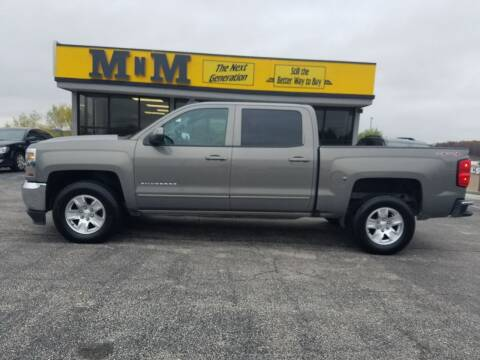 2017 Chevrolet Silverado 1500 for sale at MnM The Next Generation in Jefferson City MO