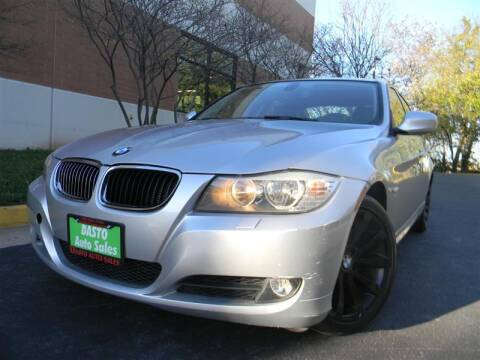 2011 BMW 3 Series for sale at Dasto Auto Sales in Manassas VA