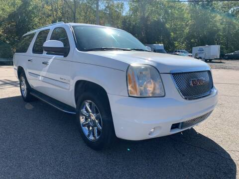 2007 GMC Yukon XL for sale at George Strus Motors Inc. in Newfoundland NJ
