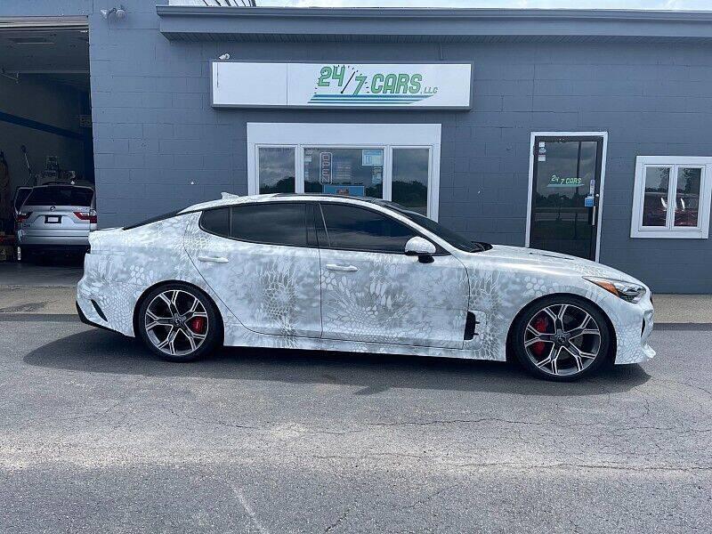 2018 Kia Stinger for sale in Larwill, IN